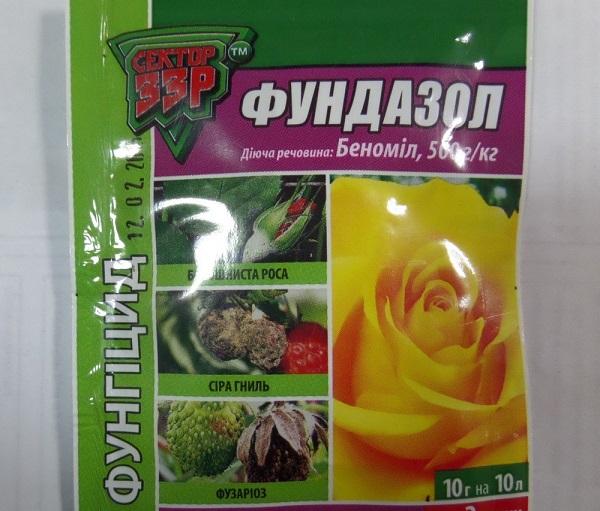 препараты от болезней роз