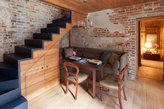 интерьер в стиле лофт частного дома