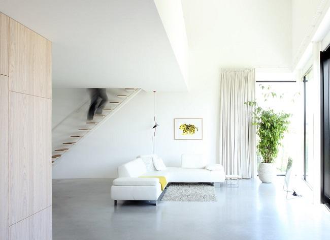 интерьер дома в минималистическом стиле