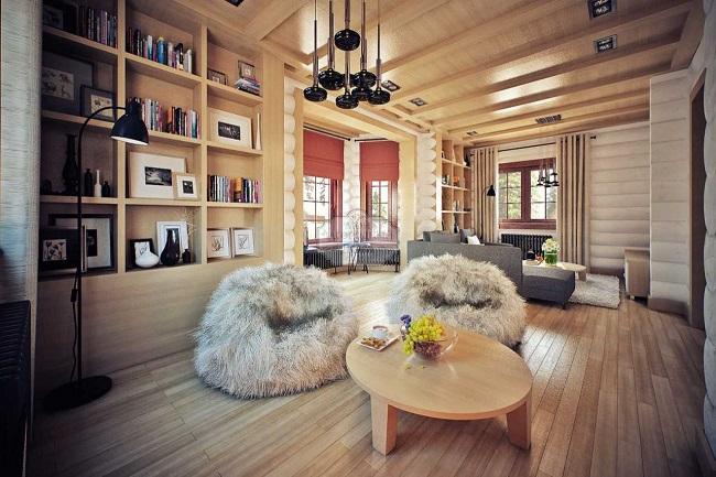 европейский стиль в интерьере дома