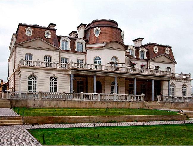особенности домов в стиле барокко