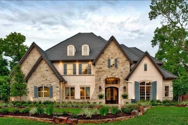дом в стиле прованс особенности