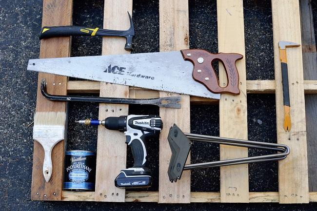 инструменты для работы с поддонами