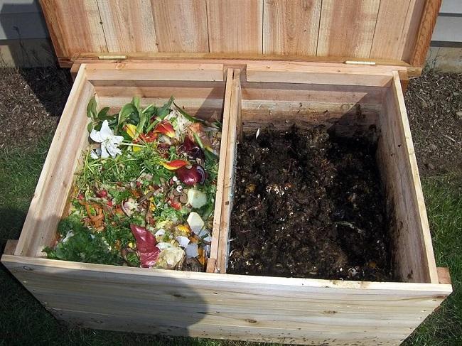 короб для компоста