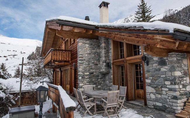 альпийское шале