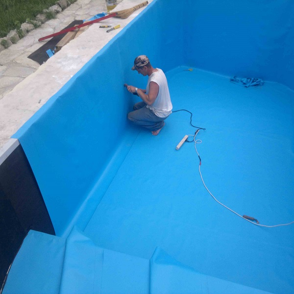гидроизоляция рулонная для бассейнов