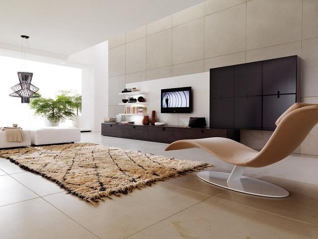 хай тек полы с ковром