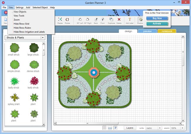 Garden Planner 3 программа