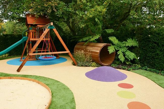 маф детская площадка