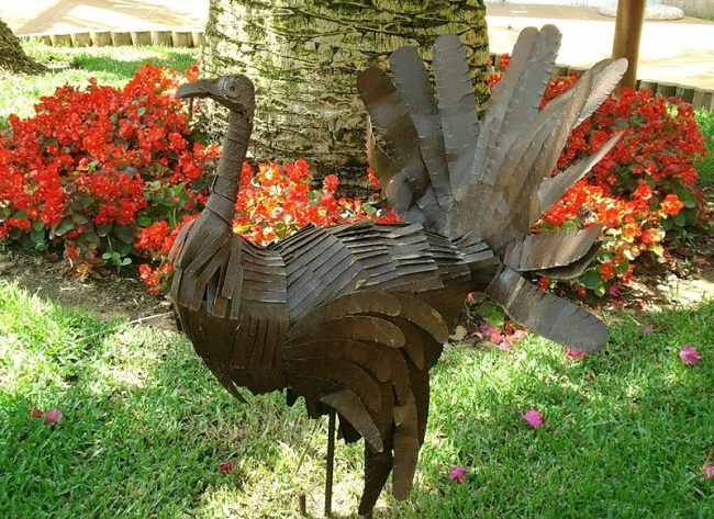 скульптура поделка своими руками