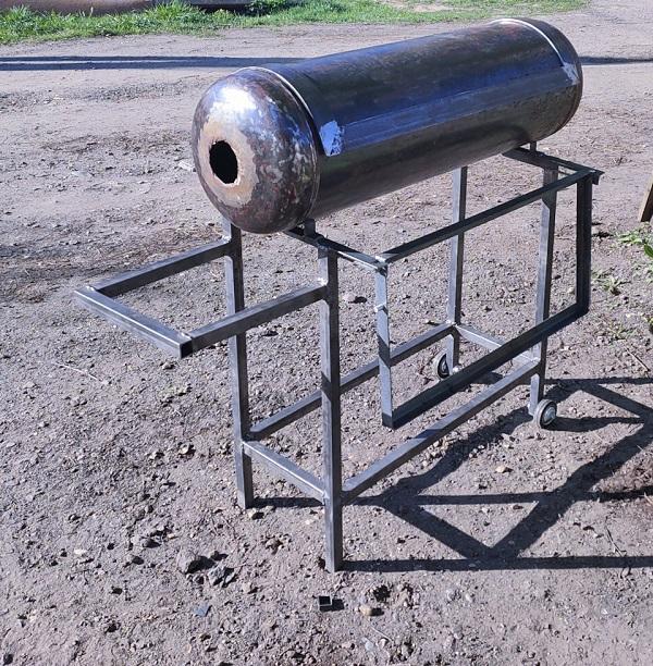 опорная конструкция для мангала барбекю