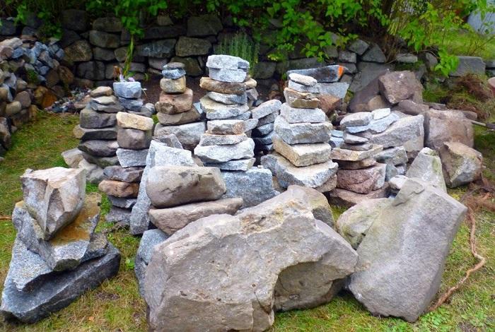 камни для композиции
